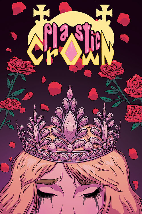 Plastic Crown Issue 1 (Physical)