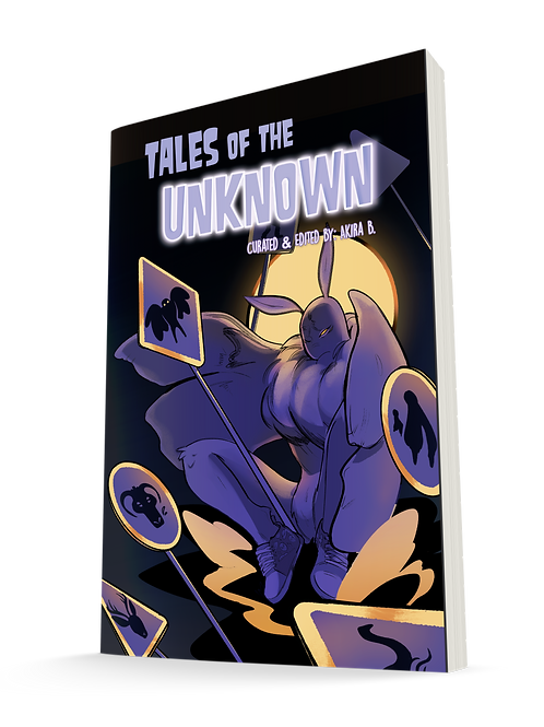 Tales of the Unknown - Physical Book AND Merch
