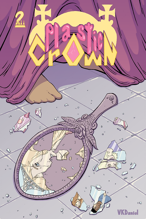 Plastic Crown Issue 2 (Digital)