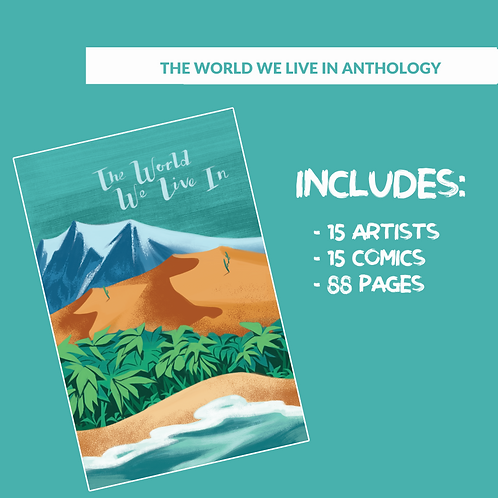 The World We Live In - Anthology