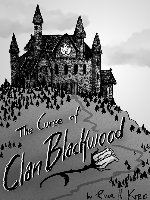 The Curse of Clan Blackwood (Physical)