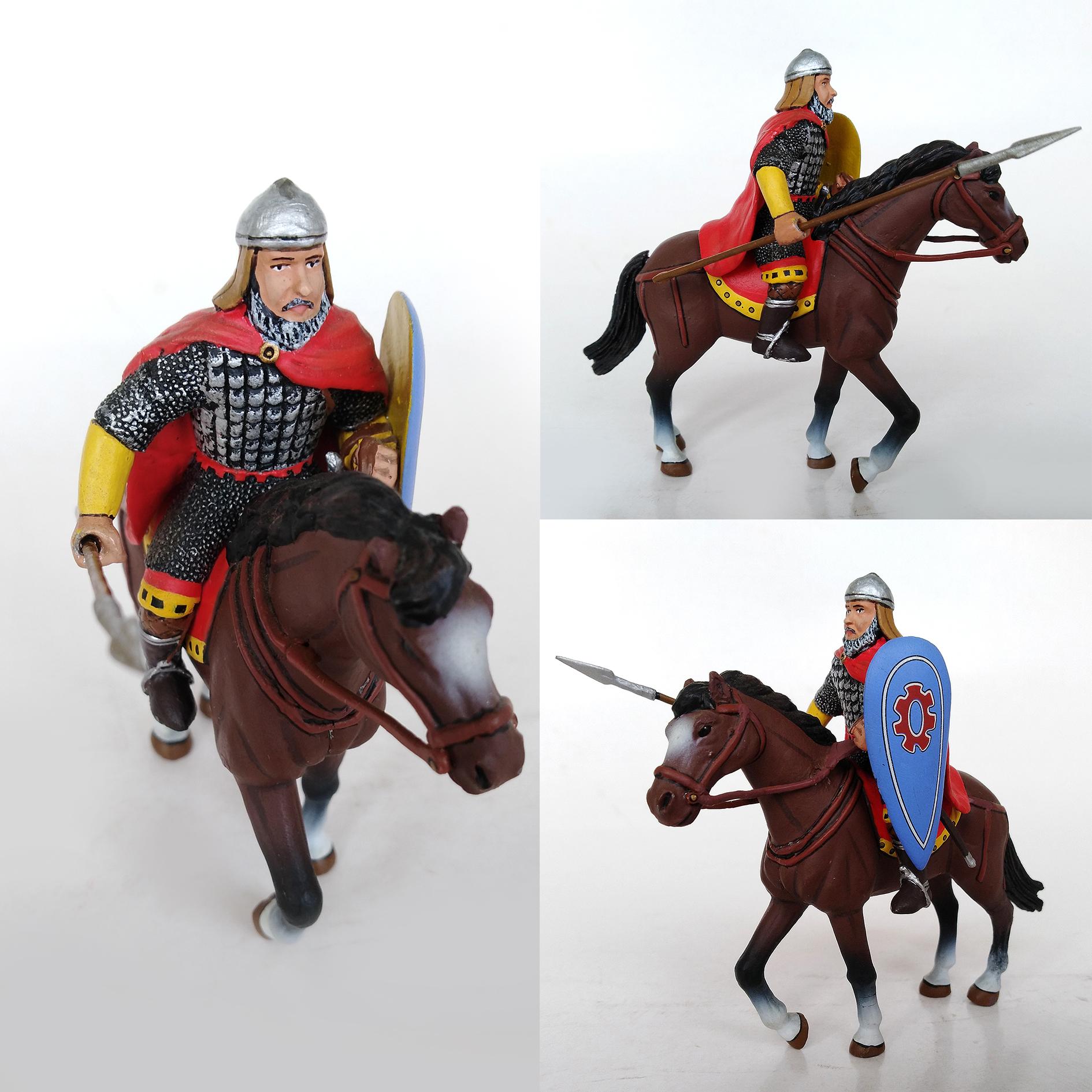caballeria pesada bisantina siglo X