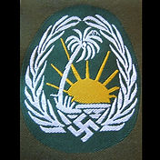 GERMAN AFRIKA KORP TUNIC SLEEVE AWARD.jp