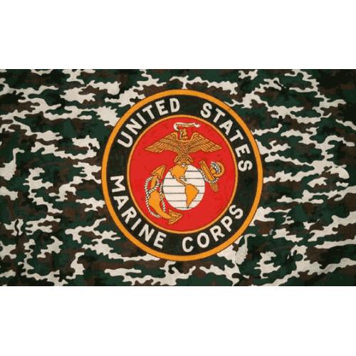 US Camo Marine