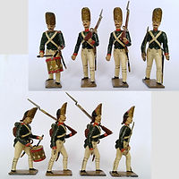 Russian Pavlovski Grenadiers 1893 comp.j