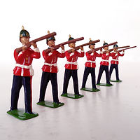 britains 8804 infanteria ligera somerset
