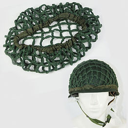 WWII US ARMY M1 HELMET COVER COTTON CAMO