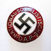 INSIGNIA DEL PARTIDO NACIONAL SOCIALISTA