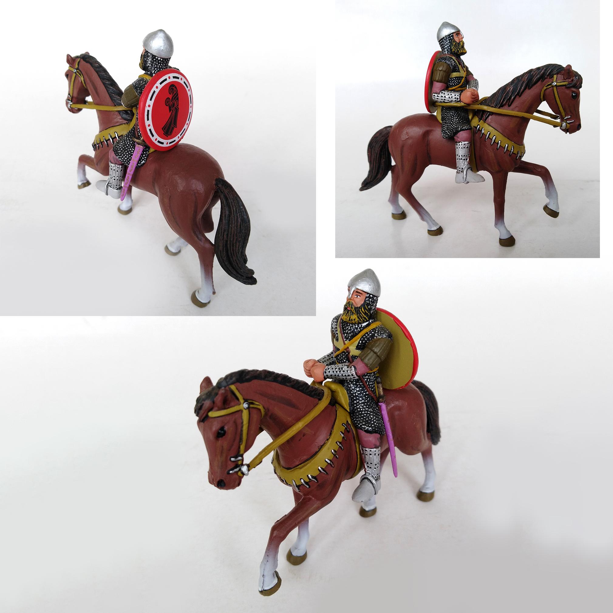 guardia varego vikingo siglo XII