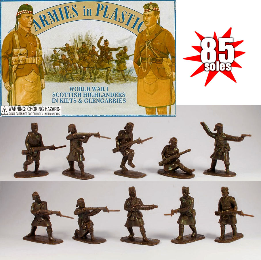 armies in plastic 5407