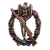 Army Infantry Assault Badge - Bronze Awa