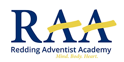 Christian Elementary - Redding Adventist Academy Logo