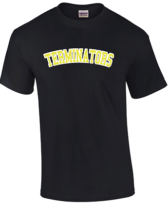 Terminator Black Youth Tee