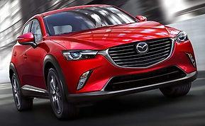 Mazda CX3 Service Repair
