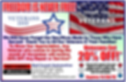 red_carpet_veterans_day_discount_novembe