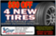 1stop_$50_off_tires_alignment_april2020.