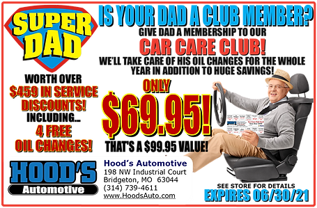 hoods_fathers_day_car_care_club_june2021