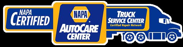 napa certified truck center