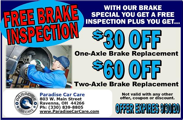 paradise_free_brake_inspection_september