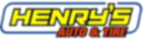 Henry's Auto and Tire Logo