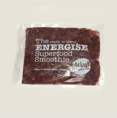 The Global Superfoods Energise Pack