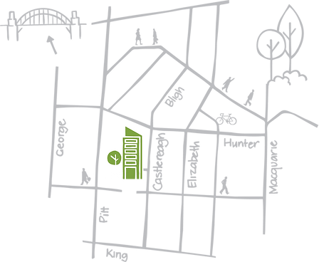 Map for Life Street Employee Wellbeing Programs