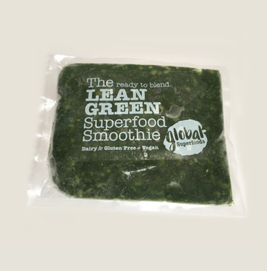 The Global Superfoods Lean Green Pack