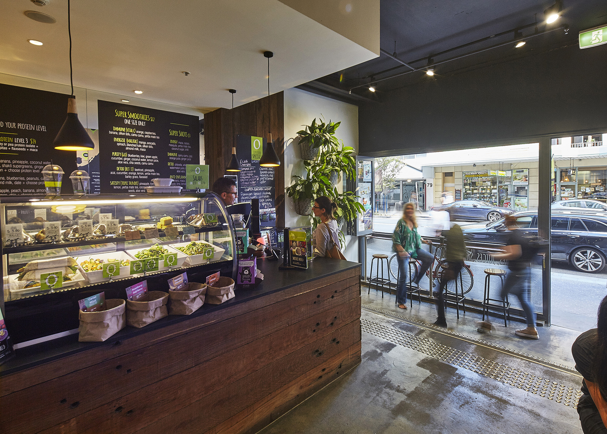 O Superfood Bondi Junction