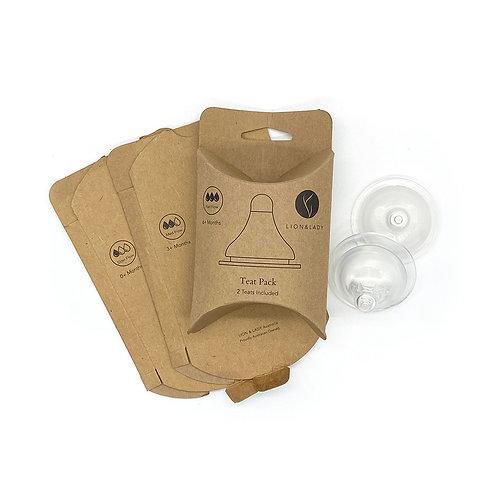 Lion & Lady Teats - 2 Pack