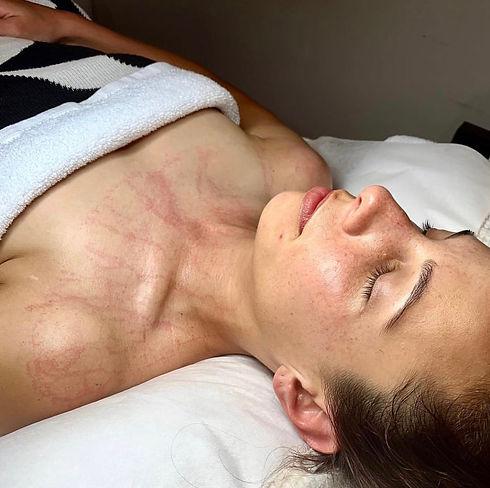 AshleyJane Beauty Lymphatic Therapy Mask