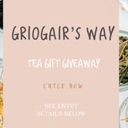 Griogair's Way Tea Gift Giveaway