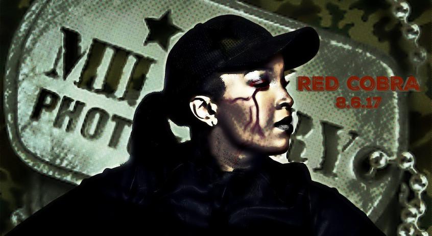 Ramiah as Red Cobra