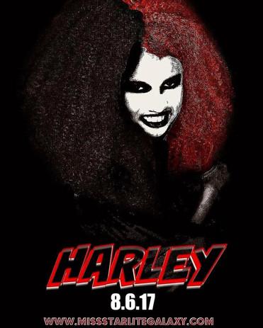 Isidore as Harley Quinn