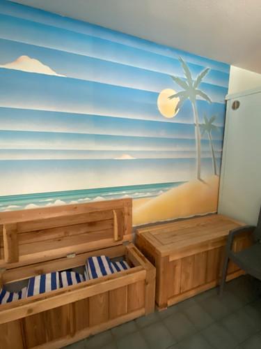 The Sauna at Ocean Sands
