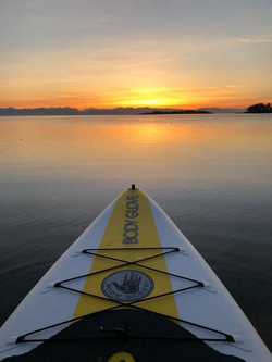 Kayaking at Ocean Sands
