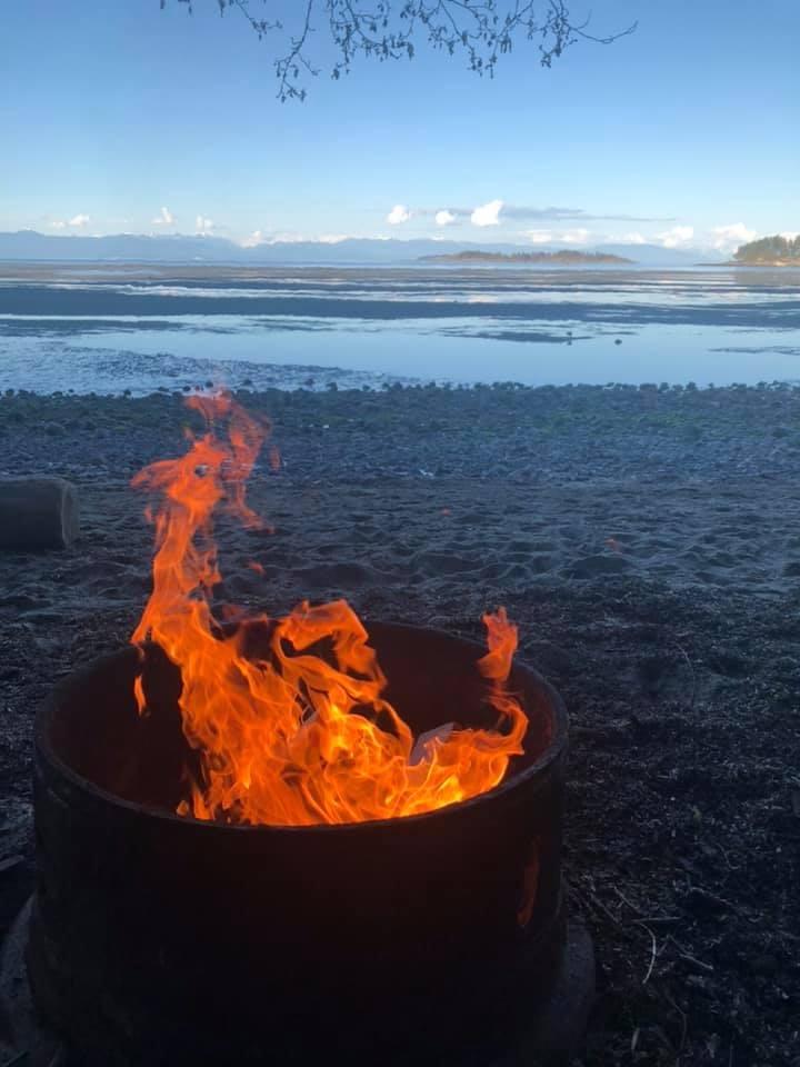 Ocean Sands Firepit