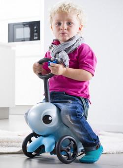 Trottinette enfant Microlino
