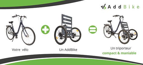 AddBike (Vélo Cargo) | MVELO Montpellier