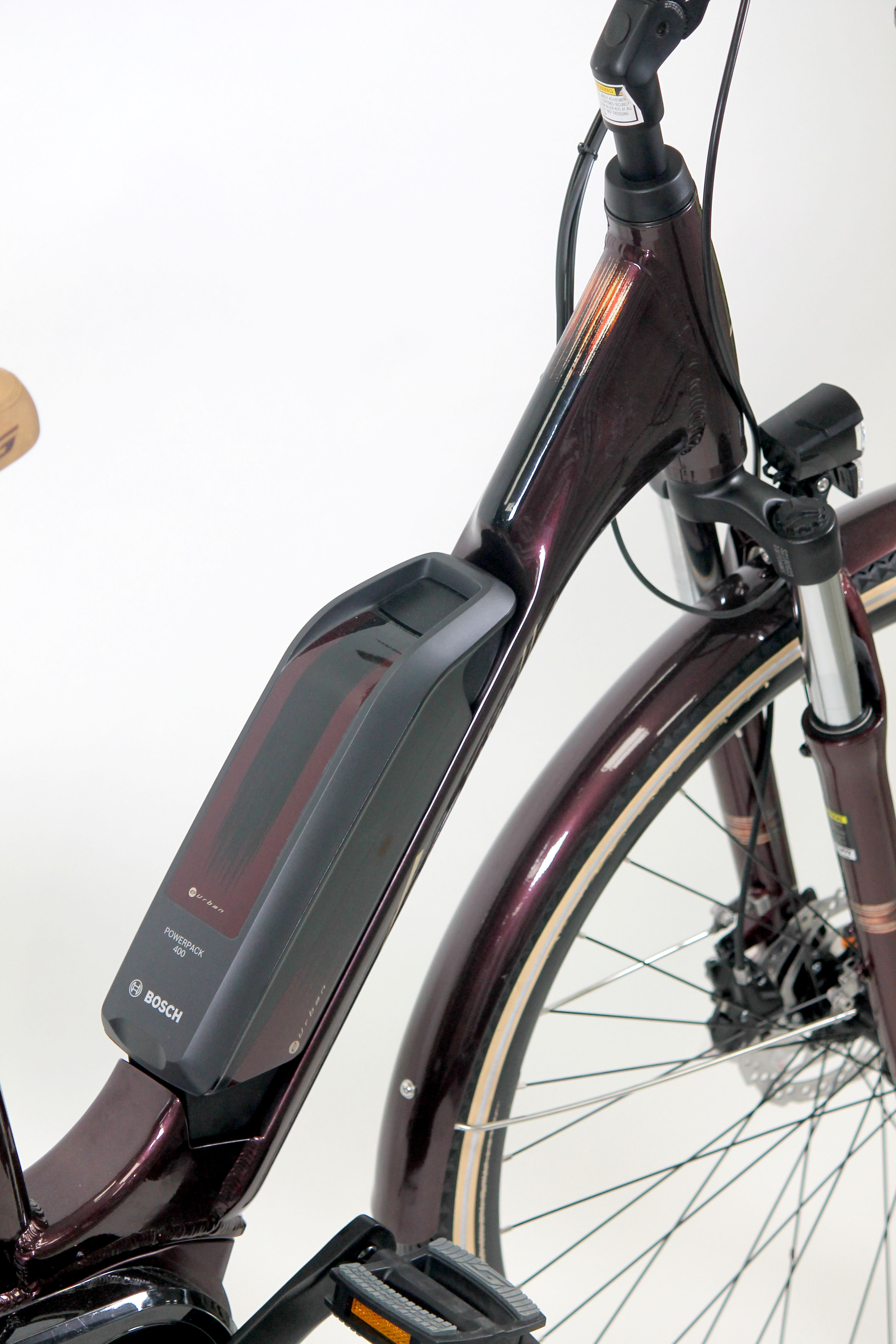 Vélo électrique E-Urban GRANVILLE