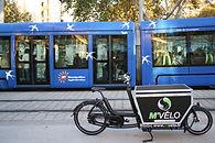MVELO spécialiste du vélo utilitaire URBAN ARROW à Montpellier