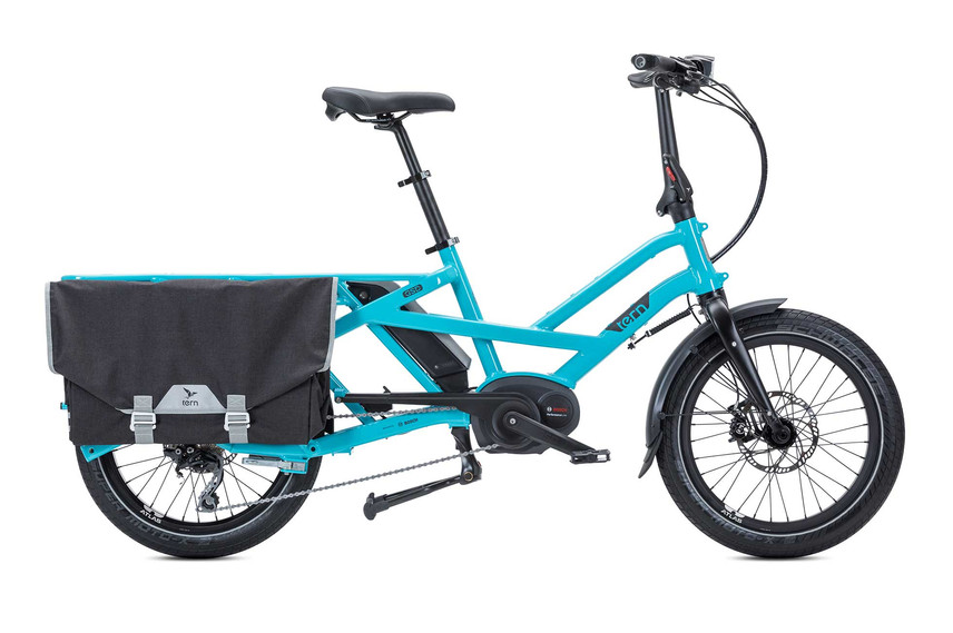 Vélo rallongé - Tern Gsd