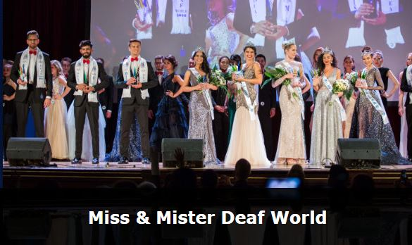 MISS WORLD DEAF