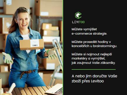 Hledáte logistické řešení? Přineste něco nového Vašim zákazníkům.