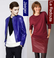 The leather trend autumn/winter 2014
