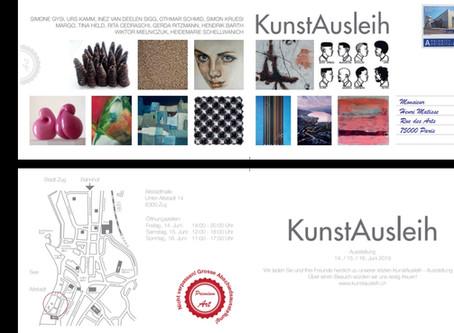 """""""Ausstellung - Kunstausleih"""""""