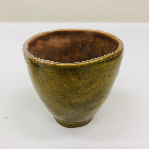 Olive Speckle Series (Teacup)