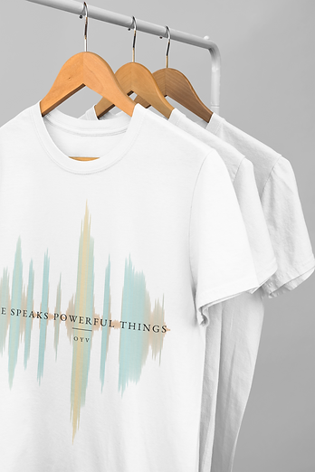 mockup-of-a-series-of-t-shirts-hanging-f