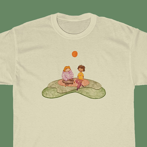 hibernating t-shirt