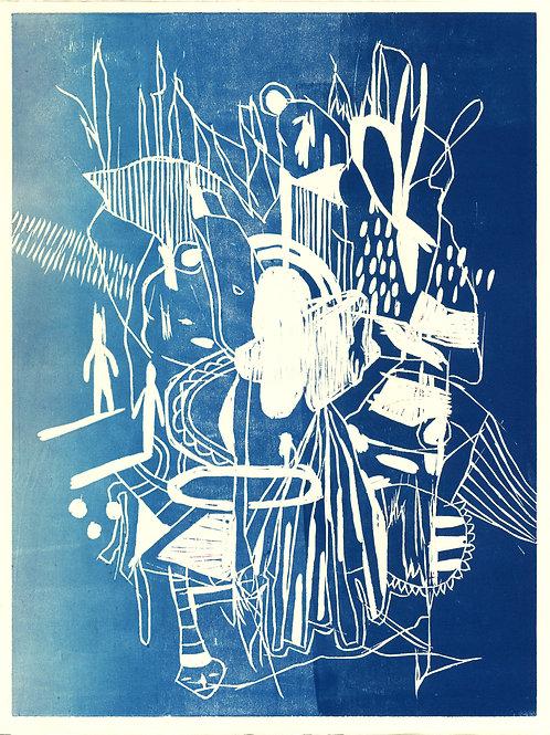 Monotype Two Print