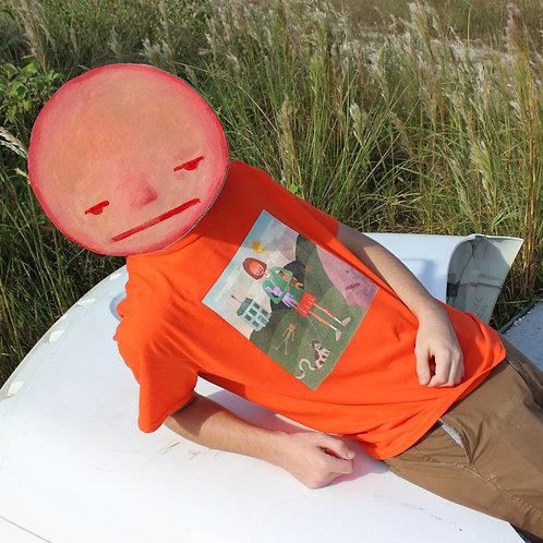 hillspotting t-shirt